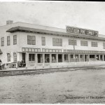 Southern Pine Lumber Company Commissary ca 1923