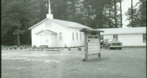 Johnson Baptist Church/Highway 69