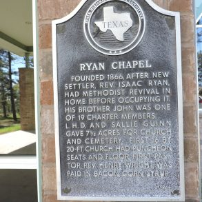 Ryan Chapel/Cemetery
