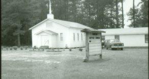 Johnson Baptist Church/Highway 69